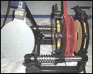 «УСПТ 225» Установка для стыковой сварки полимерных труб диаметром 63 - 225 мм