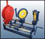 «УСПТУ 160» Установка для стыковой сварки полимерных труб под углом диаметром 63, 90, 110 и 160 мм