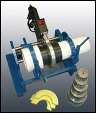 «УСПТР 110» Установка для раструбной сварки полимерных труб диаметром 50-110 мм