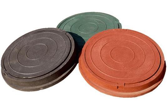 Люки песчанно-полимерные